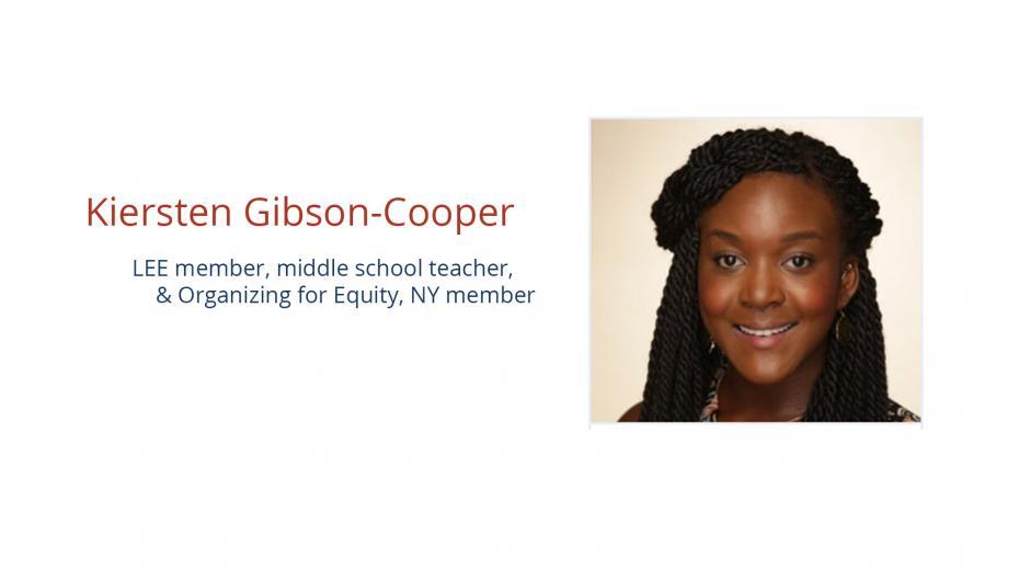 Kiersten Gibson-Cooper
