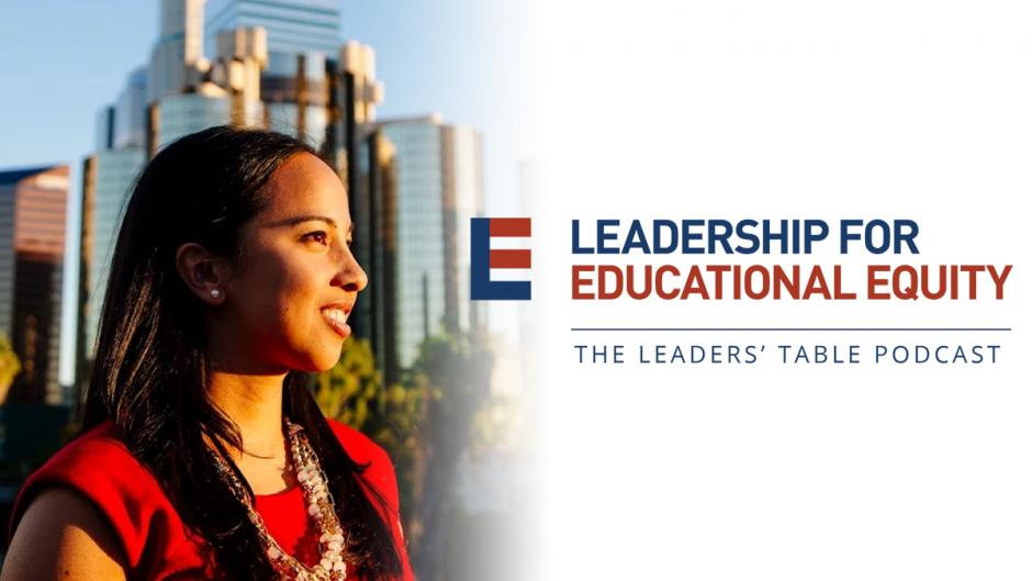 Listen to the Leaders' Table Podcast