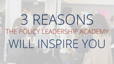 Policy Leadership Academy